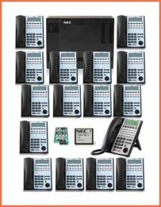 NEC 1100 16 Phones and Voice Mail Pricing