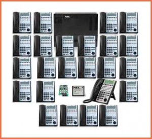 NEC 1100 24 Phones and Voice Mail Pricing