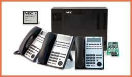 NEC 1100 3 Phones and Voice Mail Pricing